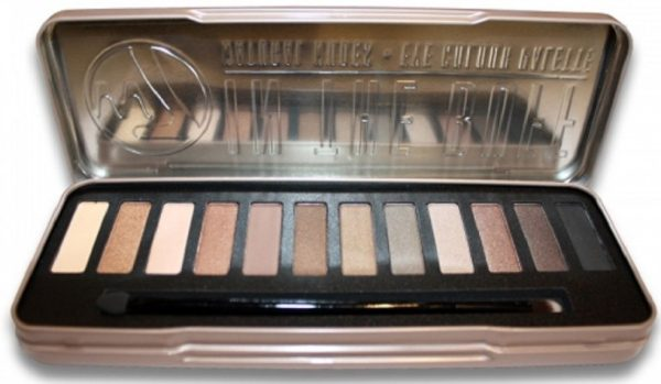 W7 - 'In The Buff' Natural Nudes Eye Color Palette