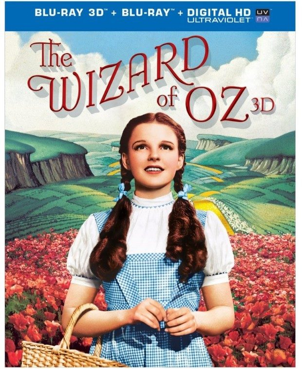 The Wizard Of OZ [Blu-ray & 3D Blu-ray] Only $14.99! (reg. $35.99)