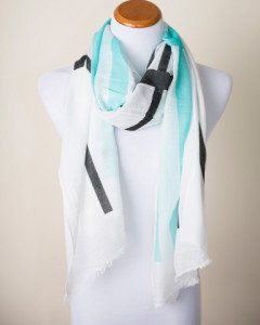 Neve - Bold Striped Scarf Only $21.95!
