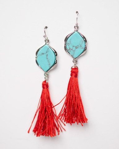 Tassel Earrings Only $14.95!
