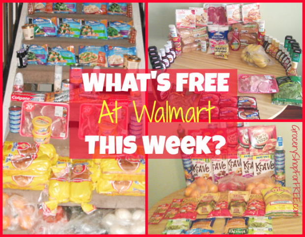 What's FREE At Walmart This Week