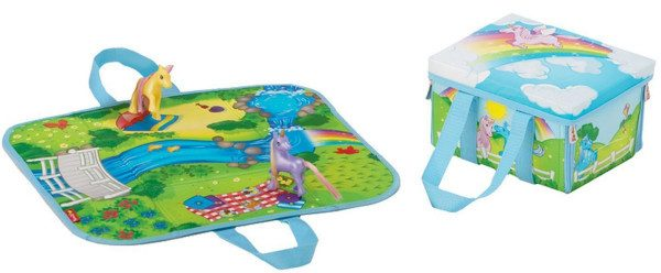 ZipBin Pony Rainbow Park Only $7.79!
