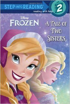 Disney Frozen's A Tale of Two Sisters Just $2.67 + FREE Shipping!