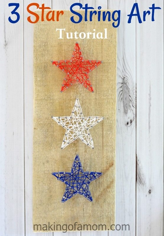 11 Craft Ideas For Your 4th Of July!