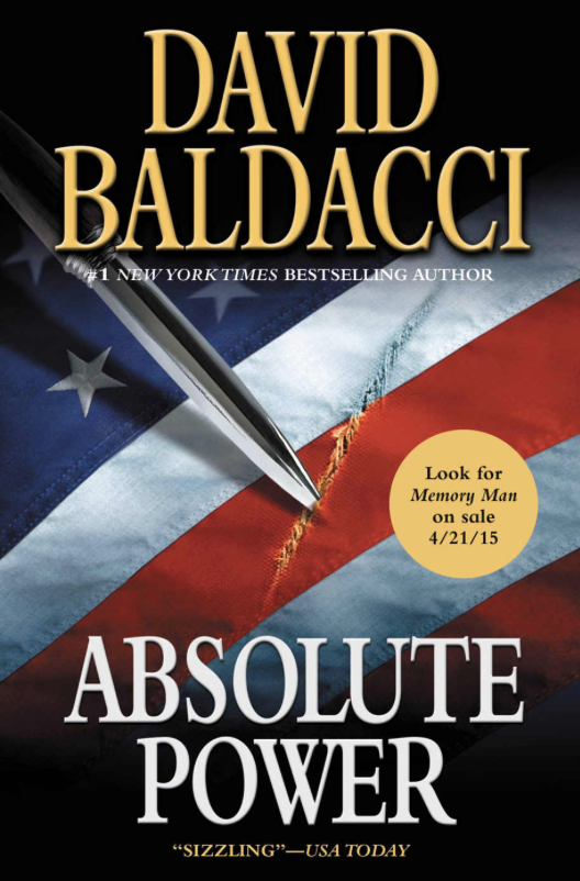 Summer Read eBook - Absolute Power Only $7.99!