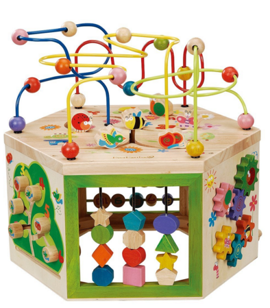 EverEarth Garden Activity Cube Just $63 Down From $126!