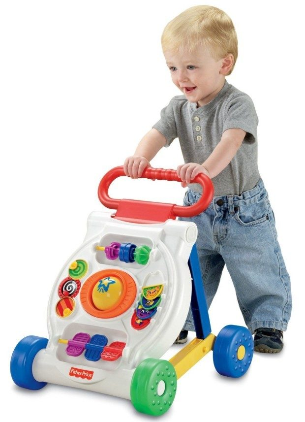 Fisher-Price Bright Beginnings Activity Walker Just $15.99! (Reg. $25)
