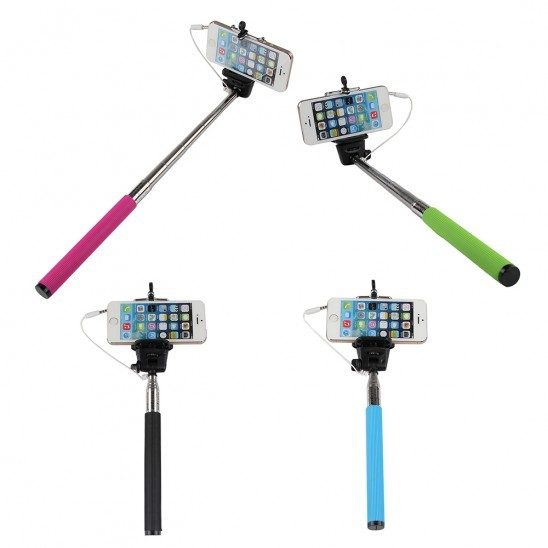 Aerb Wired Monopod Selfie Stick Just $4.88! Down From $29.99! Ships FREE!