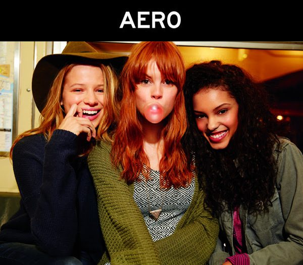Online Exclusive - 30% Off Single Item Plus FREE Shipping Over $50 At Aero!