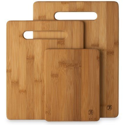 Totally Bamboo 20-7930 3-Piece Cutting Board Set Only $17.23!