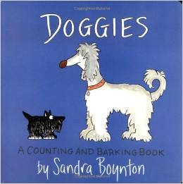 Doggies - A Sandra Boynton Board Book Just $3.30!