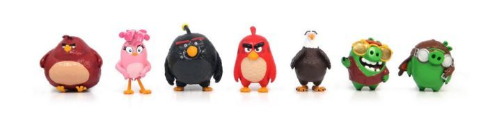 Angry Birds Movie Mini Figure Multi Pack $12.95! (Reg. $16)