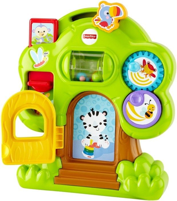 Fisher-Price Animal Friends Discovery Treehouse Now Just $5.98!