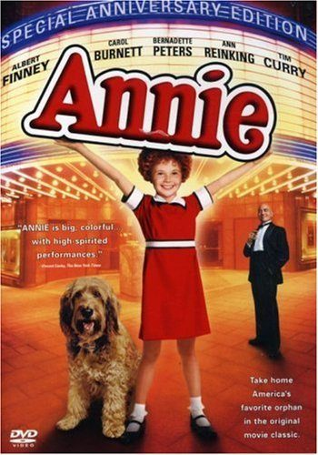 Annie (Special Anniversary Edition) on DVD $4 + FREE Shipping with Prime!