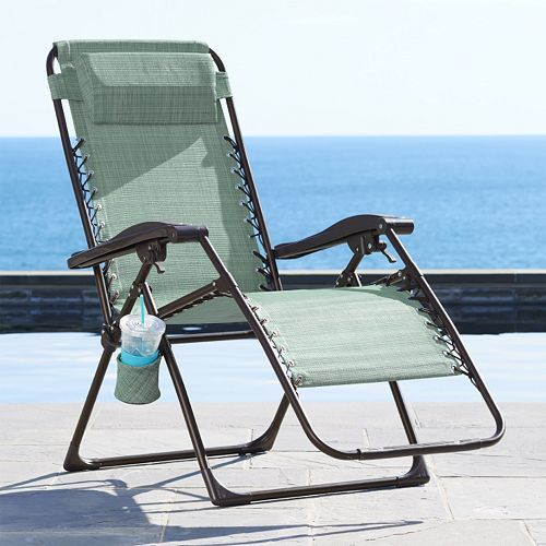 SONOMA Goods for Life™ Patio Antigravity Chair Just $33.99 At Kohl's! (Reg. $140!)