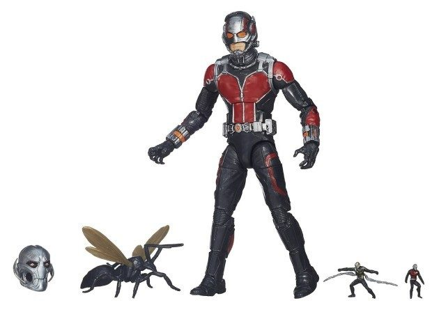 Marvel Legends Infinite Series Ant-Man Only $17.99!
