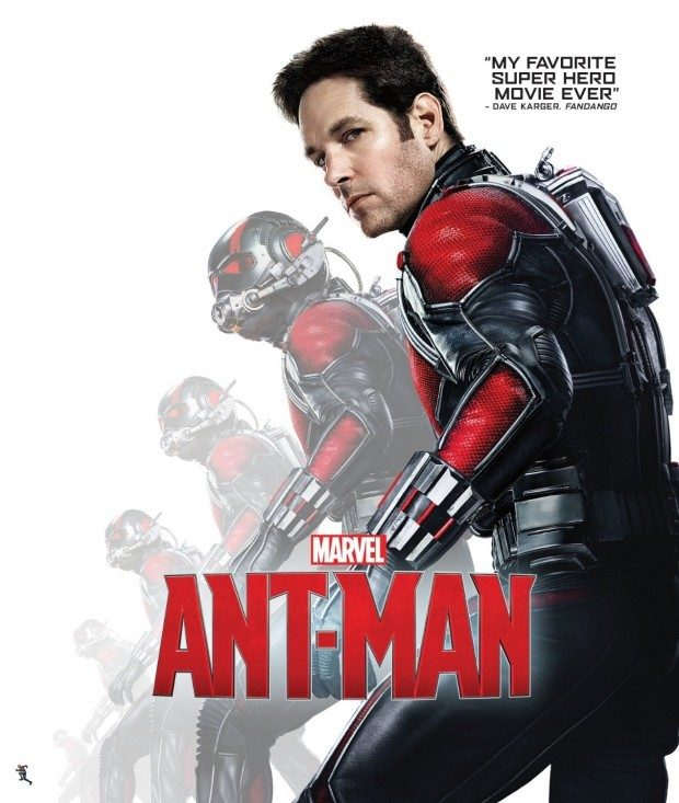 Ant-Man [Blu-ray] Only $19.99!
