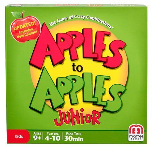 Apples To Apples Junior Only $11.36! (reg. $21.99)