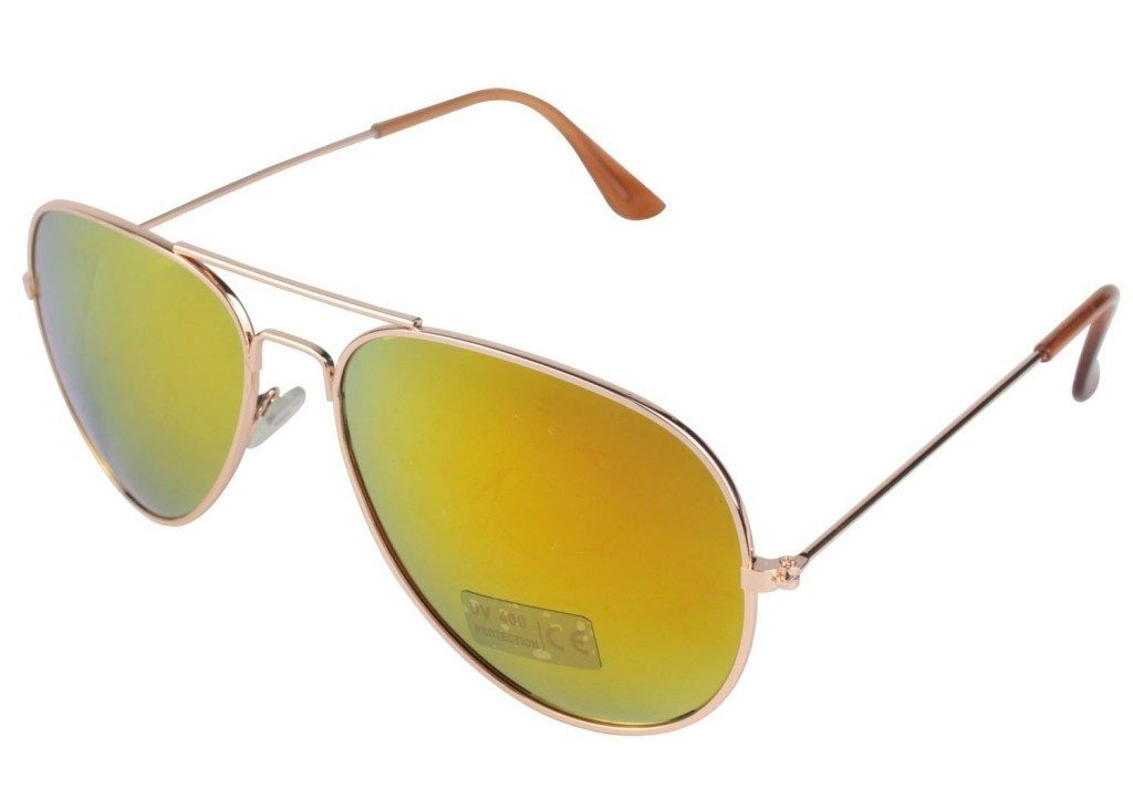 Celebrity Inspired Metal Aviator Sunglasses Only $2.59 + $0.80 Shipped!