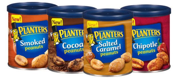 Flavored Planters Nuts Just $1.00 at Rite Aid (Starting 5/3)!