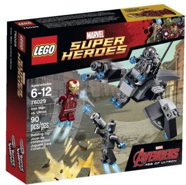 LEGO Superheroes Iron Man vs. Ultron Only $9.95! (Reg. $13)