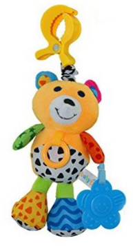 GYBER TM Baby Toy Plush Baby Musical Toys Infant Appease Toys Yellow Bear Style Just $14 Down From $30!