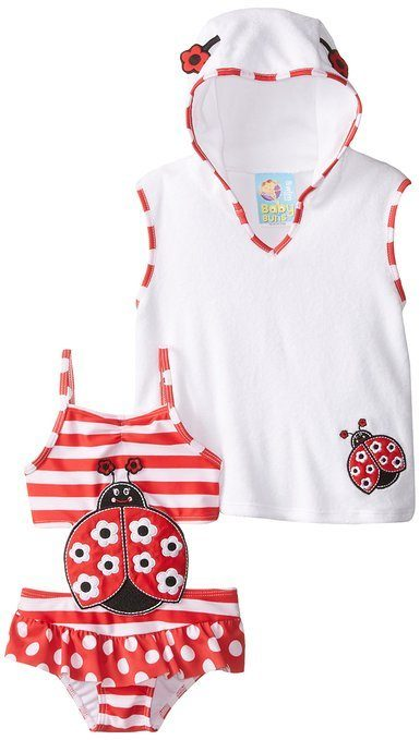 Little Lady Swim Set Only $15.30!