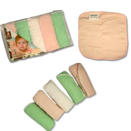 5-pack: Northpoint Baby Soft Washcloth Set Just $4.99 Down From $23.99! Ships FREE!