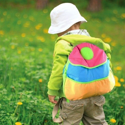 Colorful Kids 15 inch Backpack Only $5 Plus FREE Shipping!