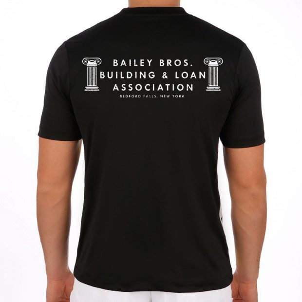 It's A Wonderful Life Inspired 'Bailey Bros. Building & Loan' T-Shirt Only $9.99!  Ships FREE!