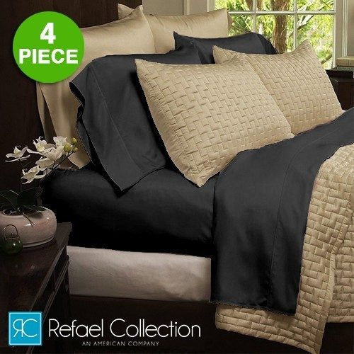 The Original Best Bamboo Hotel Organic Bed Sheets Just $20.69! Down From $99.99! Ships FREE!