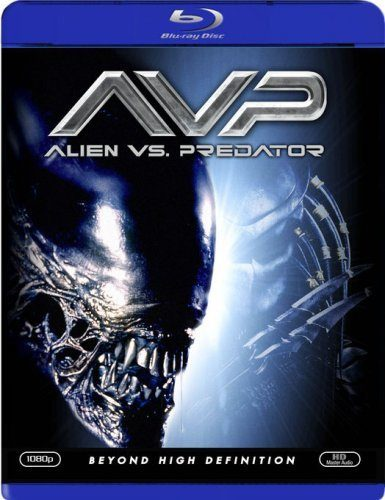 Alien VS. Predator Or X-Men On Blu-Ray Just $5!