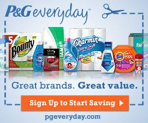 FREE Sign Up For P&G's Best Coupons And Deals!