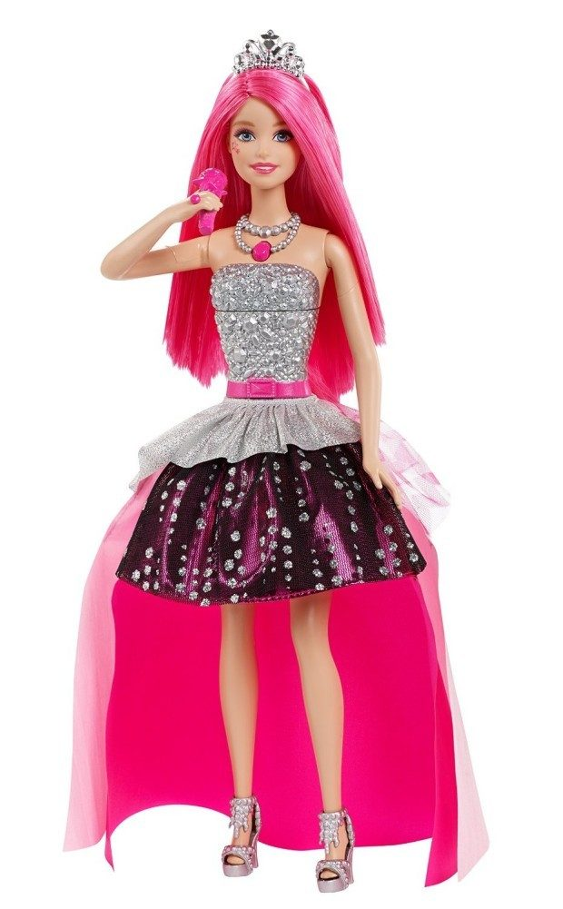 Barbie In Rock 'N Royals Singing Courtney Doll Just $19.88! (Save 20%!)