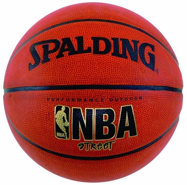 Spalding NBA Street Basketball Just $12.99!