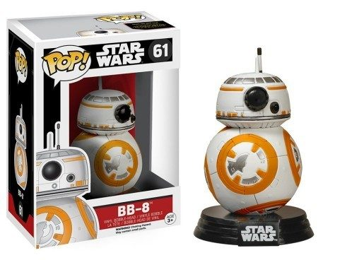 FunKo Pop! Star Wars BB-8 Bobble-Head Just $9.99! (Reg. $17) Ships FREE!