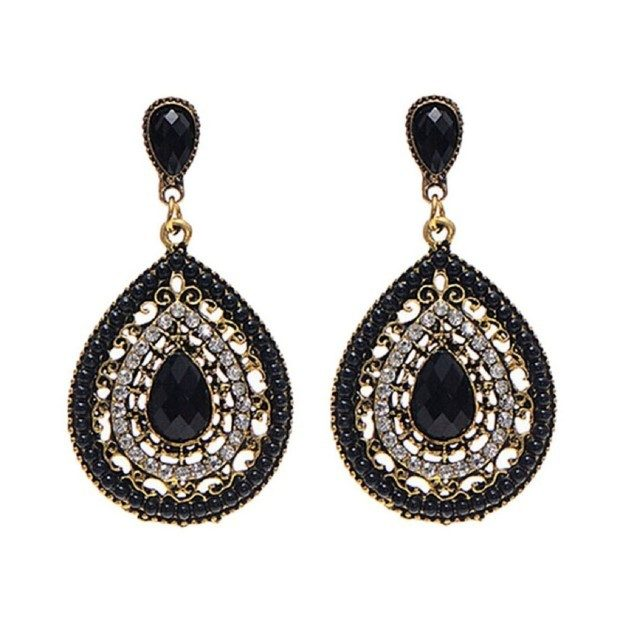 Vintage Beaded Earrings Just $3.75!  Ships FREE!