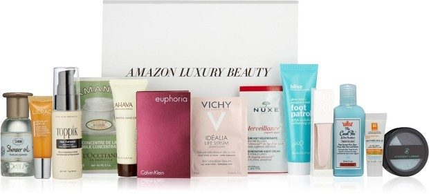 Luxury Beauty Sample Box Only $7.64! Or FREE With Purchase!