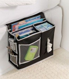 Bedside Storage Caddy Just $5.69 Plus FREE Shipping!