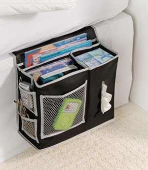 Bedside Storage Caddy Just $4.01! Ships FREE!