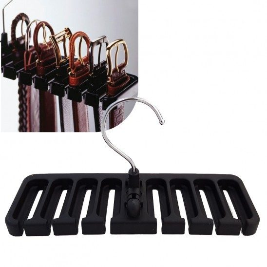 Belt Organizer Closet Hanger Just $3.99! Down From $29.99!