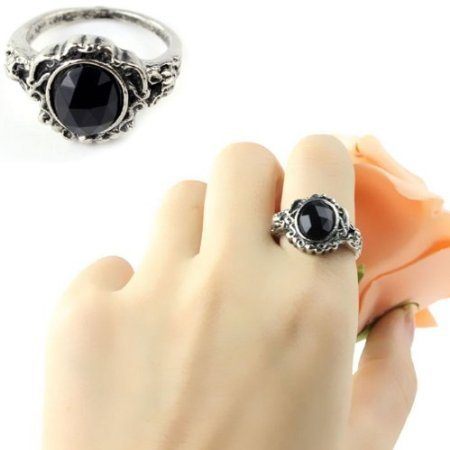 Crystal Rhinestone Ring Only $2.20 + FREE Shipping!