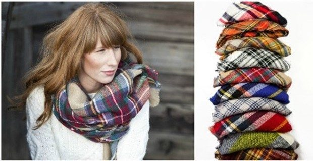 Original Blanket Scarf | 13 Patterns Only $12.99!