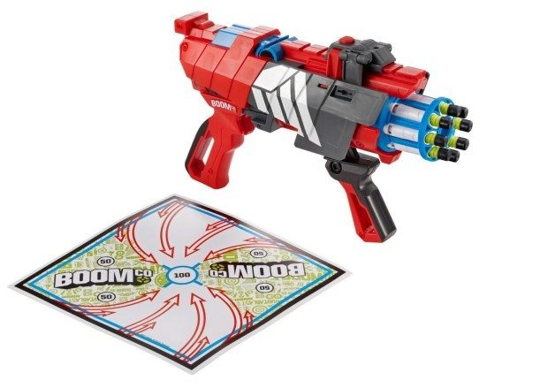 BOOMco. Twisted Spinner Blaster Just $6.77 (Reg. $24.99)!