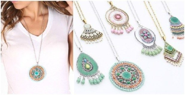 Bohemian Necklace - 10 Styles Only $7.99!