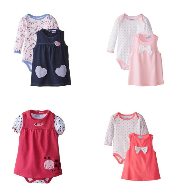 BON BEBE Baby Girls' Jumper Sets Starting At $6.48! (Reg. $22)