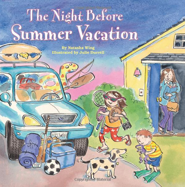 The Night Before Summer Vacation Only $4.99!