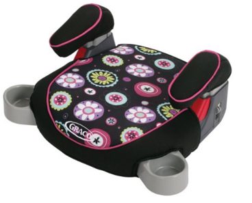 Graco Backless TurboBooster Car Seat, Tallulah Just $23.52!
