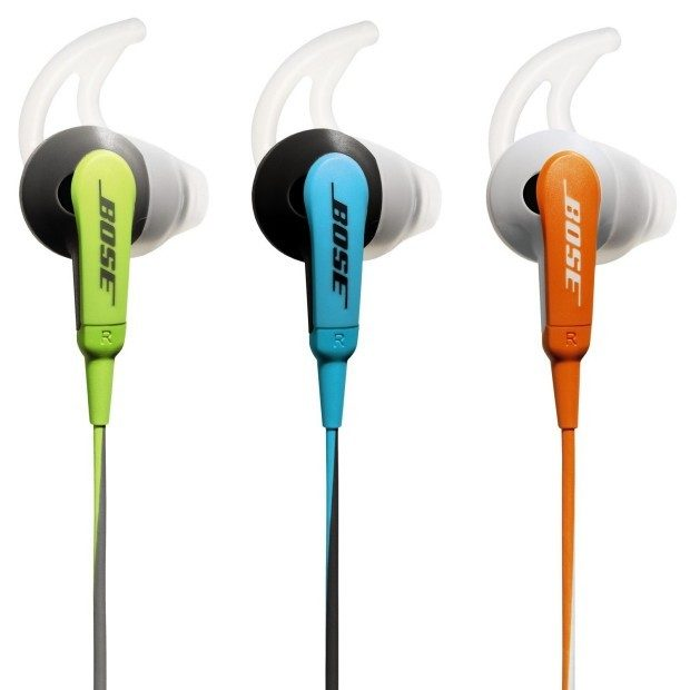 Bose SoundSport In-Ear Headphones for iOS Models $149.95!