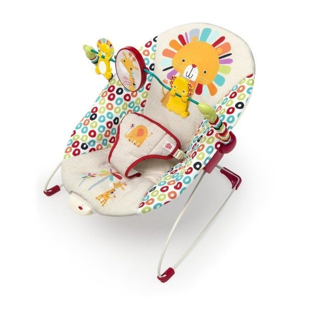 Prime Exclusive Bright Starts Playful Pinwheels Bouncer Only $19.87 (Reg. $32.99)!